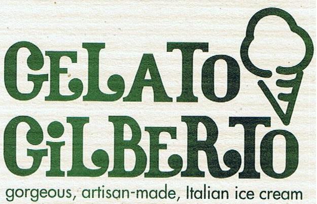 Gelato Gilberto Logo