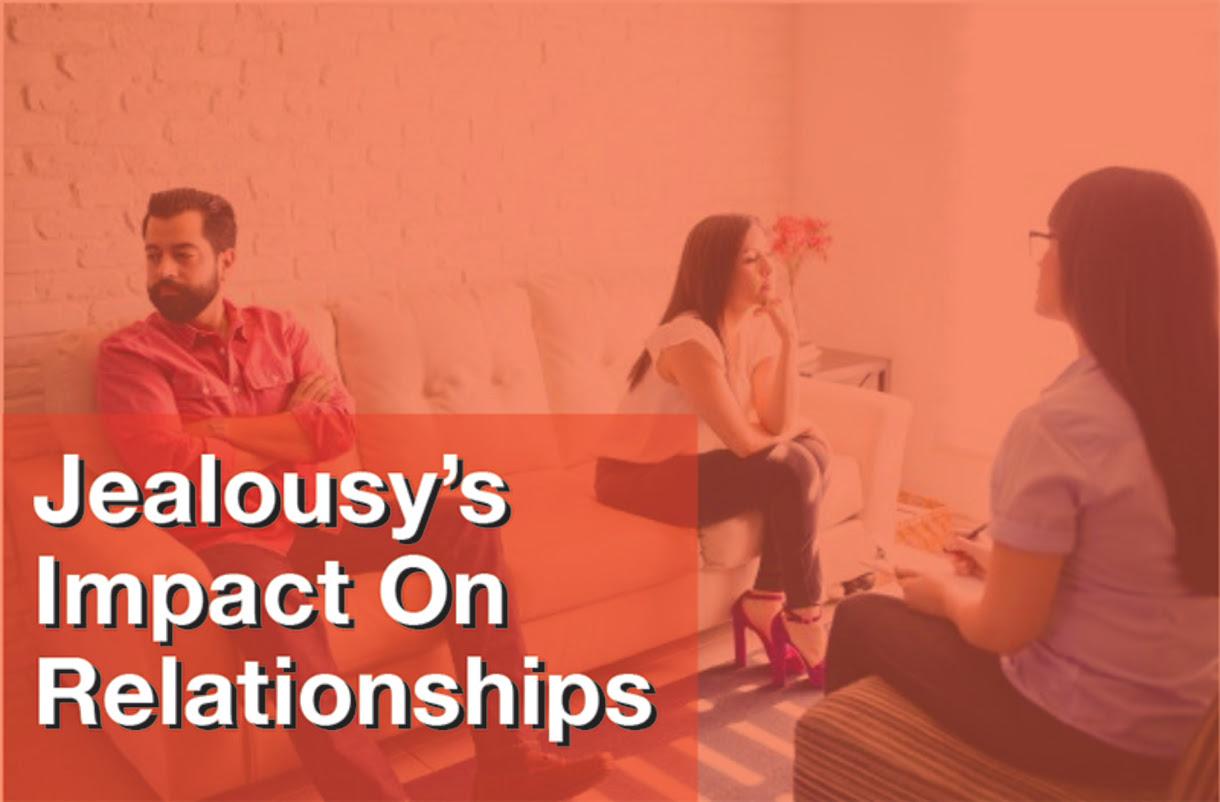 Jealousy's Impact On Relationships image