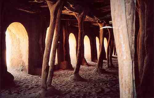 Mosquee Bandiagara