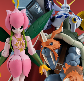 Digimon Adventure Shodo