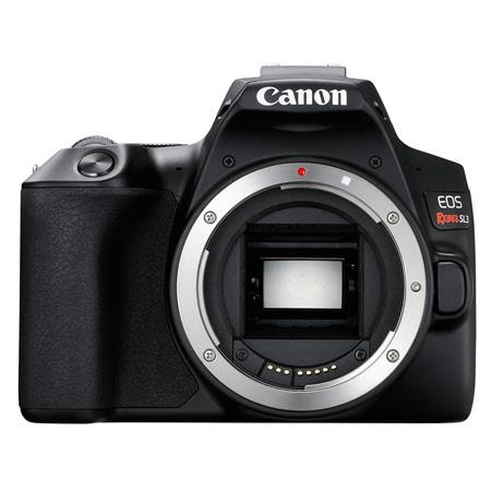 EOS Rebel SL3 DSLR Body - Black