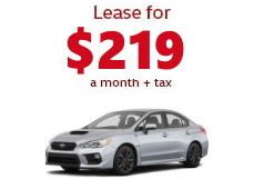 $219 plus tax a month for 36 months