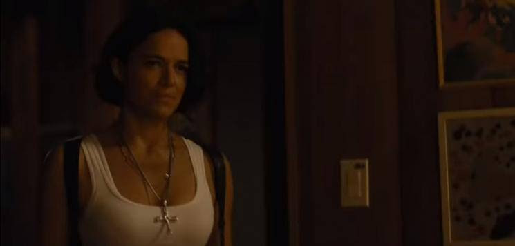 Fast Furious 9 F9 teaser Vin Diesel Michelle Rodriguez John Cena