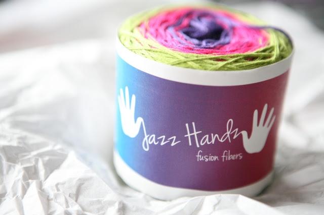 Jazz Handz Fusion Fiber