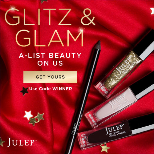 Free Julep Red Carpet Welcome Box
