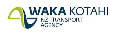 NZTA logo