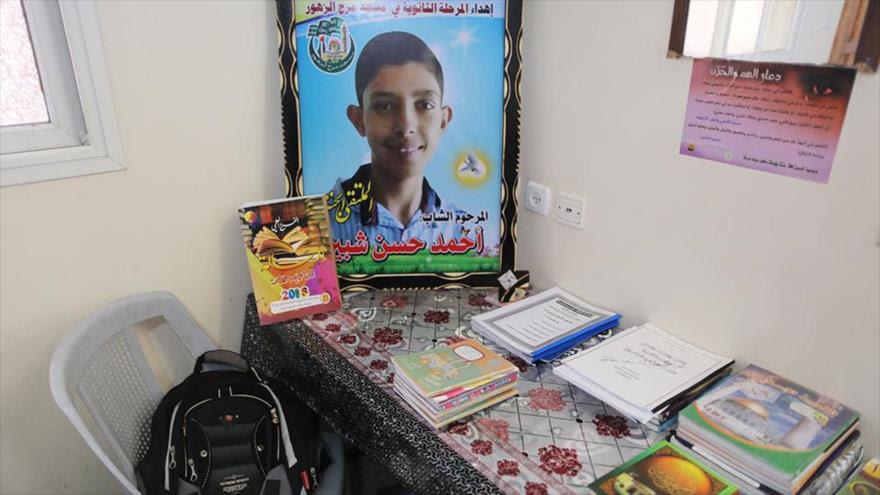 El menor palestino que murió por negarse a espiar para Israel
