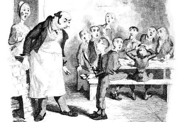 Lifting the Lid on Workhouse Food