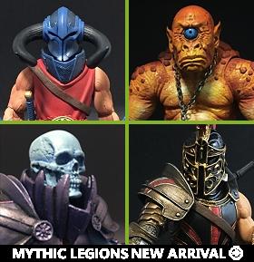 MYTHIC LEGIONS COLISEUM