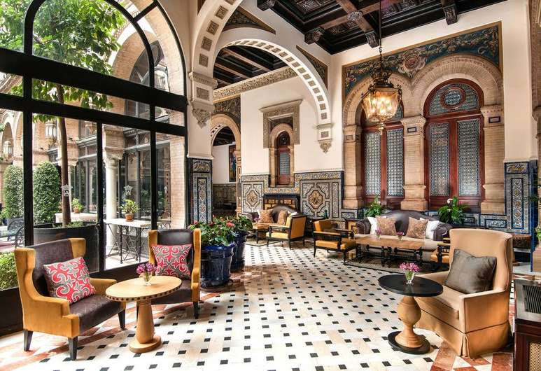 Hotel Alfonso XIII, a Luxury Collection Hotel, Seville, Sevilla, Exterior