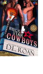 Rock Star Cowboys by D.L. Roan