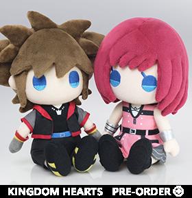 Kingdom Hearts III Plush