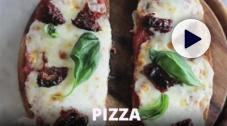 Recette express : la pizza en un tour de main