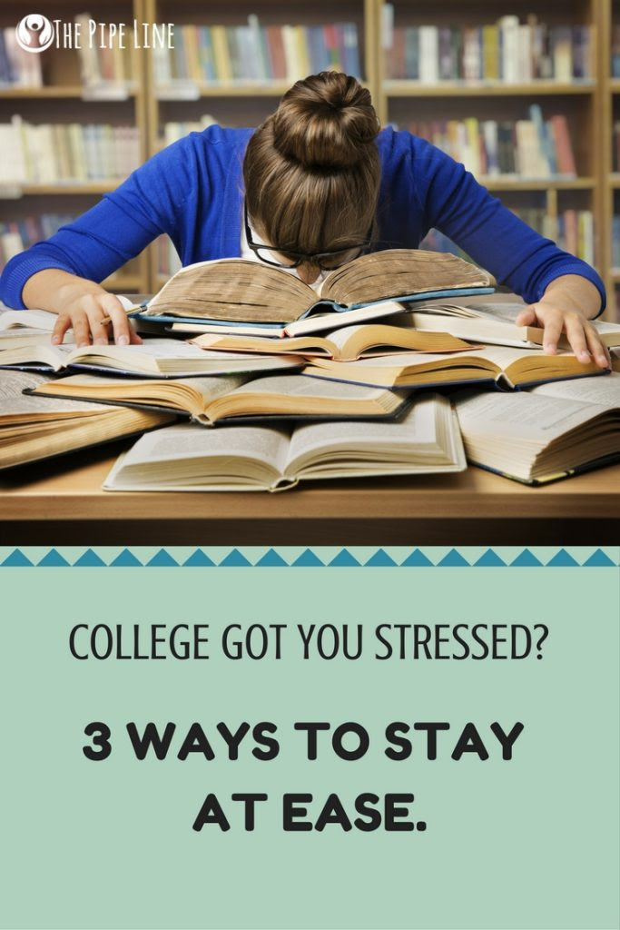 College Is In Session: 3 Ways.