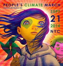 Peoples Climate March 9/21/14