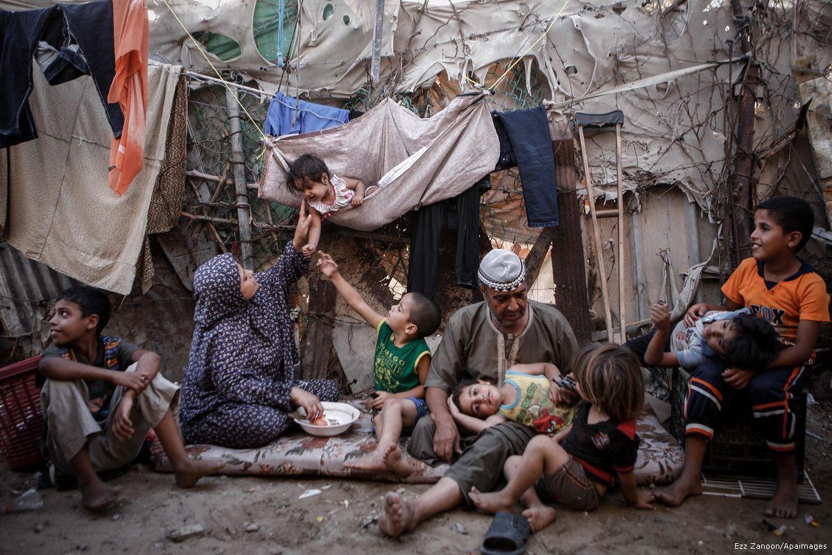 La táctica del 'palo y la zanahoria' en Gaza