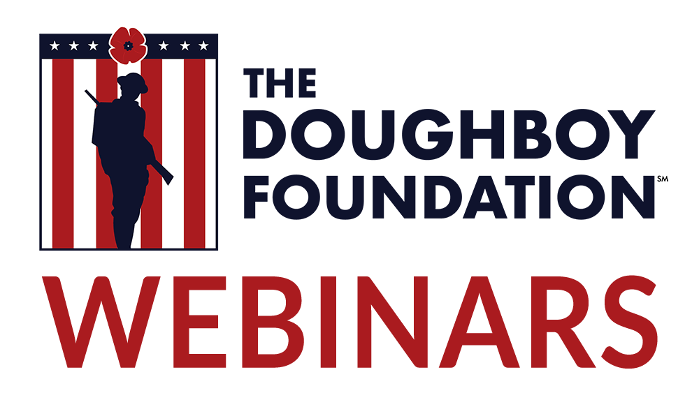 Doughboy Foundation 2021 webinar logo