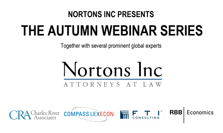Nortons Inc Presents The Autumn Webinar Series