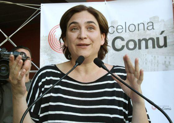 Elecciones municipales de Barcelona: Ada Colau