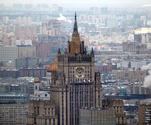 Ministerio de Asuntos Exteriores de Rusia.