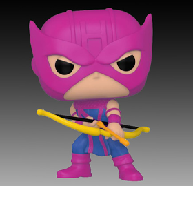 Pop! Marvel: Avengers - Hawkeye PX Previews Exclusive
