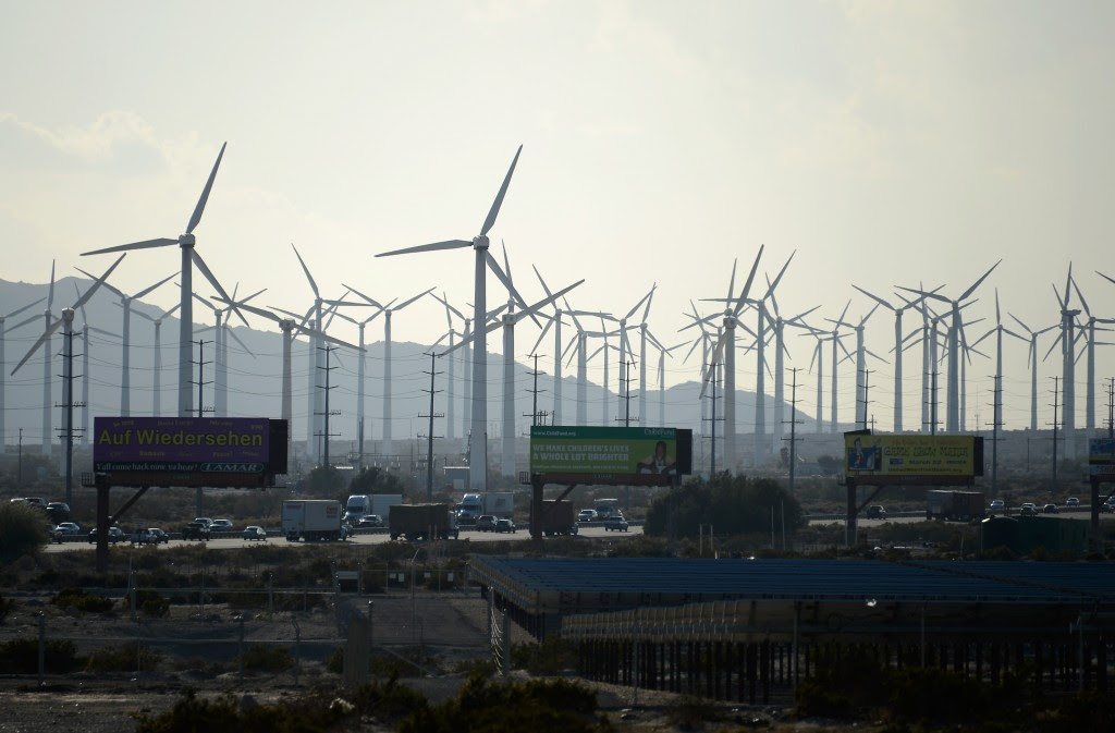 California Continues To Lead U.S. In Green Technology