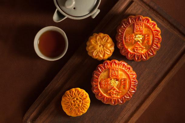 Trending Mooncakes to celebrate the Mid-Autumn Festival