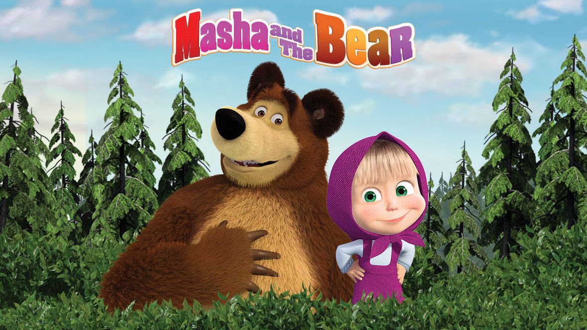 Masha the Bear S2 TV SDP
