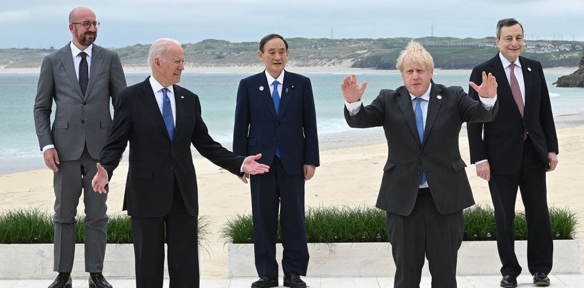 Countries Begin To Reject Biden's 'Global Minimum Tax'