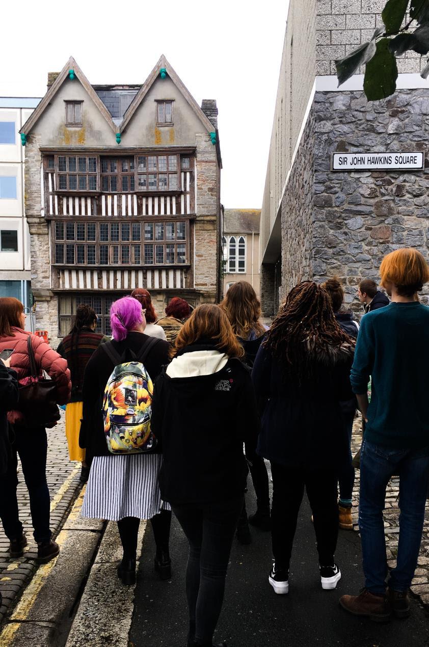 Barbican Tour - Merchant House