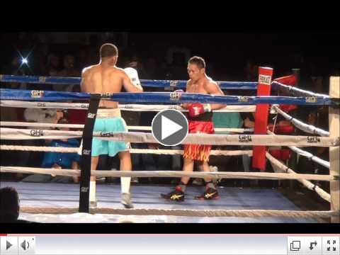 Keenan Smith vs Edgar Gabejan
