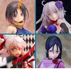 NEW JAPANESE FIGURES