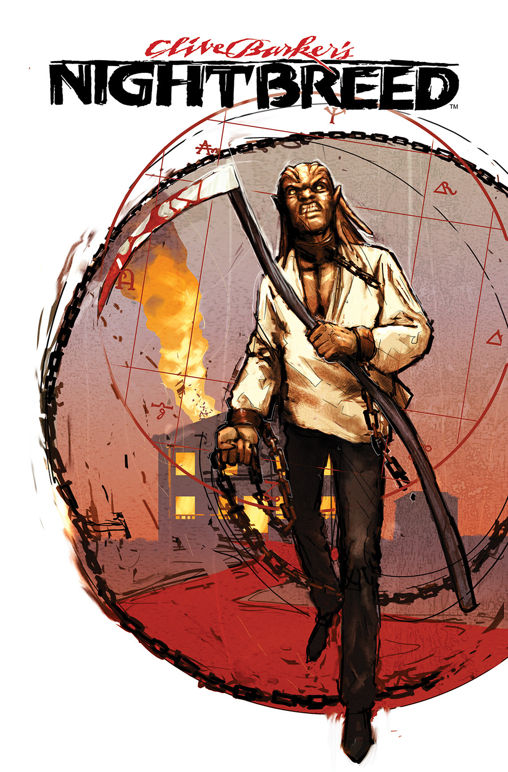 CLIVE BARKER'S NIGHTBREED #2 Cover A by Riley Rossmo