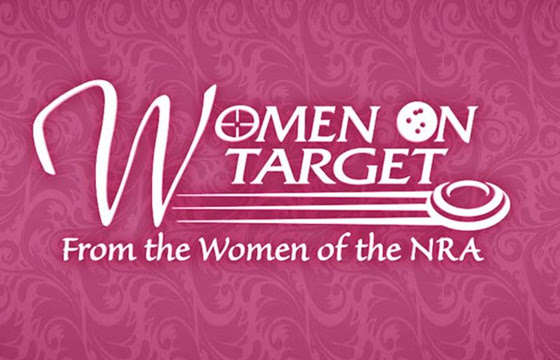 NRA's Women on Target Goes Pink for October