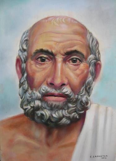 Αρχαίοι Έλληνες Φιλόσοφοι: Τι αποκαλύπτουν τα χαρακτηριστικά του προσώπου τους; - Φωτογραφία 10