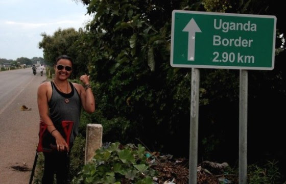 Jornalista goiana se aventurou sozinha por 4 nações durante 2 meses. Ela diz que objetivo é encorajar pessoas a realizarem o que têm vontade.