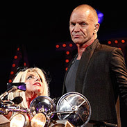Remembering Sting And Gaga's Collaboration