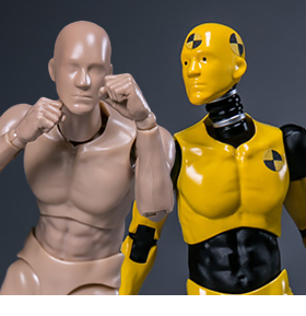 1/12 SCALE FIGURE BODIES - DRAWMAN & TESTMAN