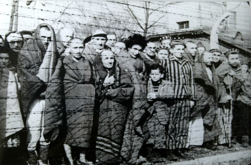 5. Polish Catholic midwife StanisBawa LeszczyDska delivered 3,000 babies at the Auschwitz concentration camp during the Holocaust in occupied Poland.