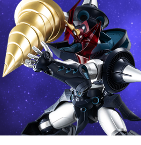 Tengen Toppa Gurren Lagann Plaiobot Super Galaxy Gurren Lagann Model Kit