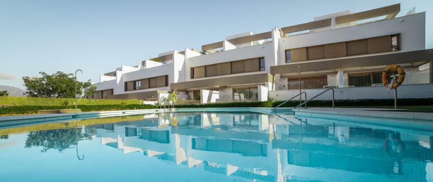 Horizon Golf townhouses from 360.000€
