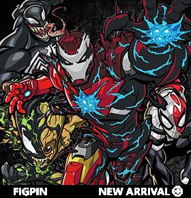 Spider-Man: Maximum Venom FiGPiN