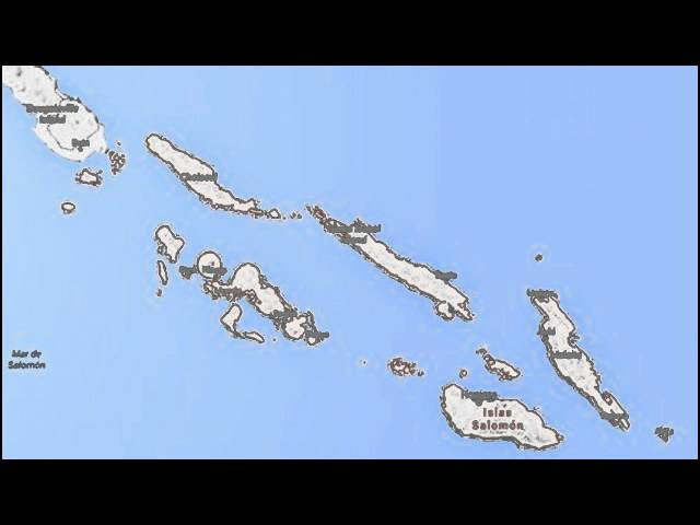 Swallowed by the Sea: Gone Are 5 Islands of the Solomon Islands  Sddefault