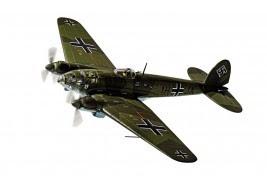 AA33717   Corgi 1:72   Heinkel He111 H-2 1H+JA Stab./KG26 28th October 1939 The Humble Heinkel