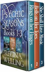 The Psychic Seasons Series: Books 1–4