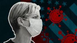 4 gráficos que mostram por que a pandemia de covid-19 ainda não está controlada nos EUA