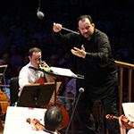 [Andris Nelsons at Tanglewood on Parade]