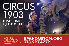 Society for the Performing Arts Presents: Circus 1903, June 9-11