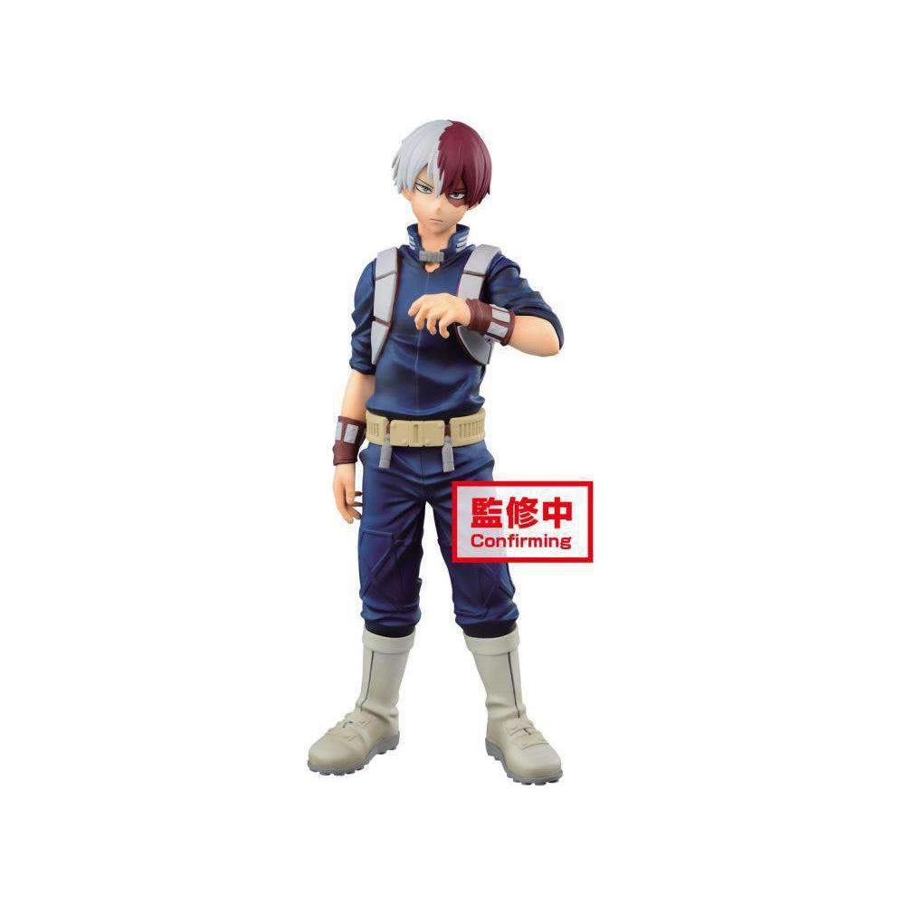 Image of My Hero Academia Age of Heroes Vol.4 Shoto Todoroki - OCTOBER 2019