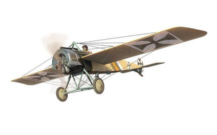 AA28701   Corgi 1:48   Corgi Fokker E.II, flown by Kurt von Crailsheim FFA 53 Monthois France October 1915